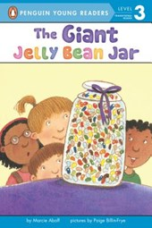 The Giant Jelly Bean Jar | Marcie Aboff |