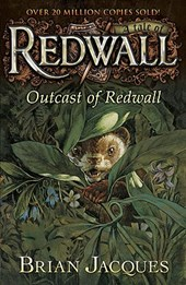 Outcast of Redwall | Brian Jacques |