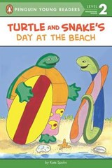 Turtle and Snake's Day at the Beach | Kate Spohn |