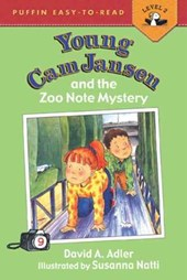 Young Cam Jansen and the Zoo Note Mystery