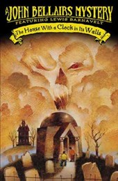 The House With a Clock in Its Walls | John Bellairs |