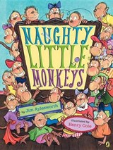 Naughty Little Monkeys | Jim Aylesworth |