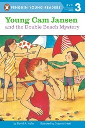 Young Cam Jansen and the Double Beach Mystery | David A. Adler |