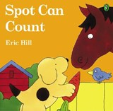 Spot Can Count (Color) | Eric Hill |