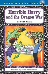 Horrible Harry and the Dragon War | Suzy Kline |