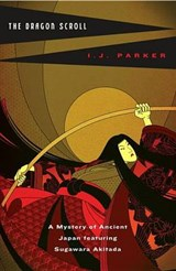 The Dragon Scroll | I. J. Parker |