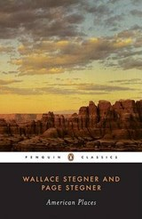 American Places | Wallace Stegner |
