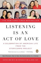 Listening Is an Act of Love |  |