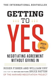 Getting to yes | Roger Fisher |