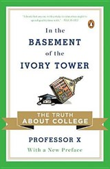 In the Basement of the Ivory Tower | Professor X |