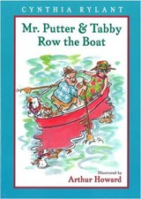 Mr. Putter and Tabby Row the Boat | Cynthia Rylant |