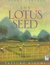 The Lotus Seed | Sherry Garland |