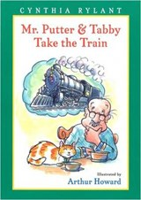 Mr. Putter and Tabby Take the Train | Cynthia Rylant |