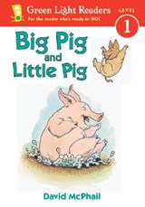 Big Pig and Little Pig | McPhail David McPhail |