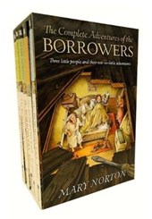 The Complete Adventures of the Borrowers | Mary Norton |