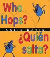 Who Hops?/Quien Salta?