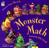 Monster Math | Anne Miranda |