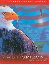 Harcourt Horizons United States History Activity Book | auteur onbekend |