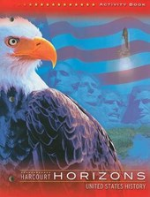 Harcourt Horizons United States History Activity Book