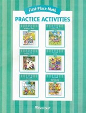 First-Place Math Practice Activities, Grade K