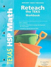 Texas HSP Math Reteach the TEKS