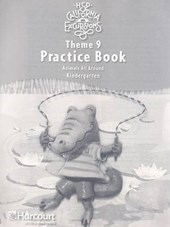 HSP California Excursions Theme 9 Practice Book