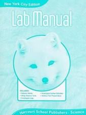 Science Lab Manual, New York City Edition, Grade