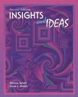 Insights and Ideas | Patricia Ackert; Anne L. Nebel |