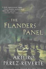 The Flanders Panel | Arturo Pérez-Reverte & Margaret Jull Costa |