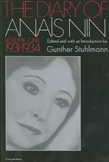 The Diary of Anais Nin, 1931-1934 | Nin, Anais ; Stuhlmann, Gunther |