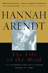 The Life of the Mind | Hannah Arendt |