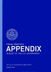 Budget of the United States Government, Appendix