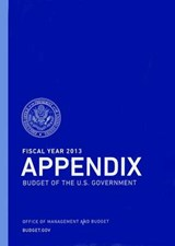 Budget of the United States Government, Appendix |  |