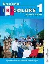 Encore Tricolore Nouvelle 1 Student Book