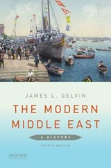The Modern Middle East | James L. Gelvin |