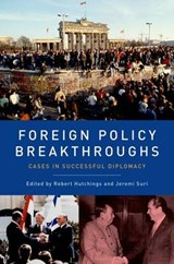 Foreign Policy Breakthroughs | auteur onbekend |