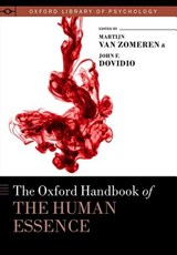 The Oxford Handbook of the Human Essence | auteur onbekend |