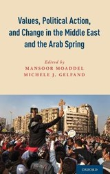 Values, Political Action, and Change in the Middle East and the Arab Spring |  |