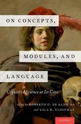 On Concepts, Modules, and Language | auteur onbekend |