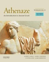 Athenaze, Workbook II | Maurice Balme ; Gilbert Lawall ; James Morwood |