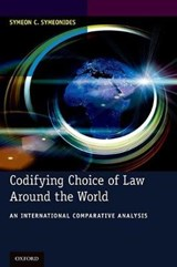 Codifying Choice of Law Around the World | Symeon C Symeonides |