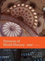 Patterns of World History | Sivers, Peter Von ; Desnoyers, Charles A. ; Stow, George B. |