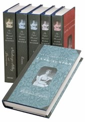 The Oxford Illustrated Jane Austen | Jane Austen |