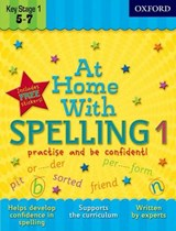 At Home With Spelling | Deirdre Coates |
