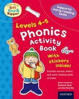 Oxford Reading Tree Read With Biff, Chip, and Kipper: Levels | Roderick Hunt |