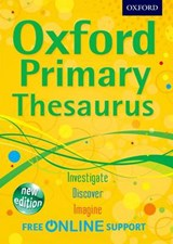 Oxford Primary Thesaurus |  |