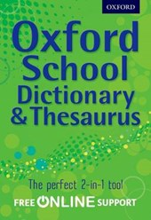 Oxford School Dictionary & Thesaurus |  |