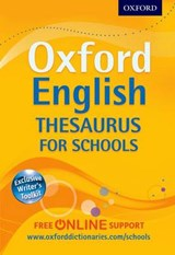 Oxford English Thesaurus for Schools |  |