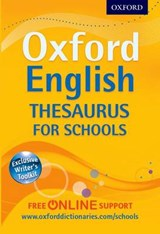 Oxford English Thesaurus for Schools | auteur onbekend |