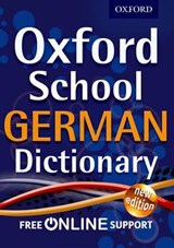 Oxford School German Dictionary | auteur onbekend |